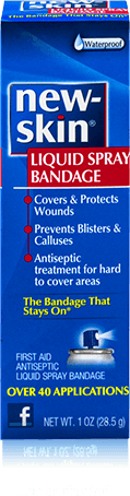New-Skin® Liquid Spray Bandage